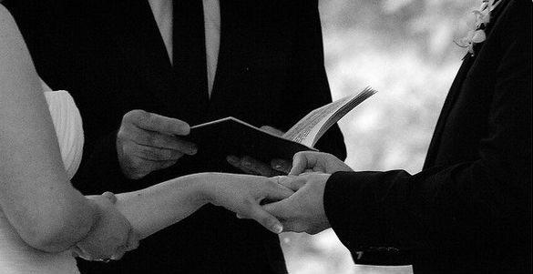 Most Beautiful Wedding Sentences from the Bible