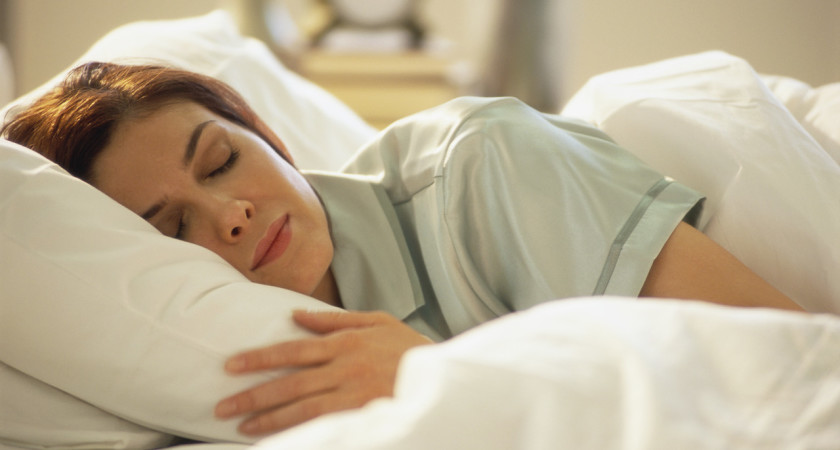 Five Ways To Help Yourself Get A Great Night's Sleep