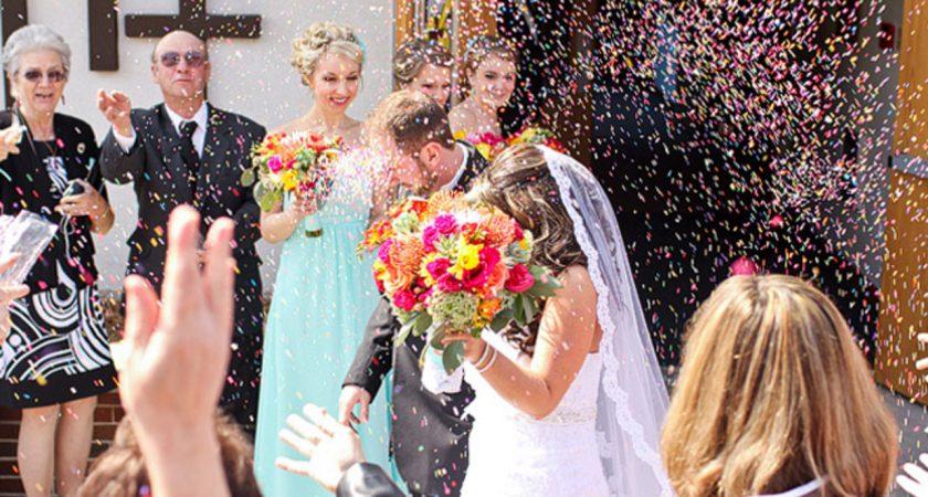 4 Fun Wedding Exit Ideas